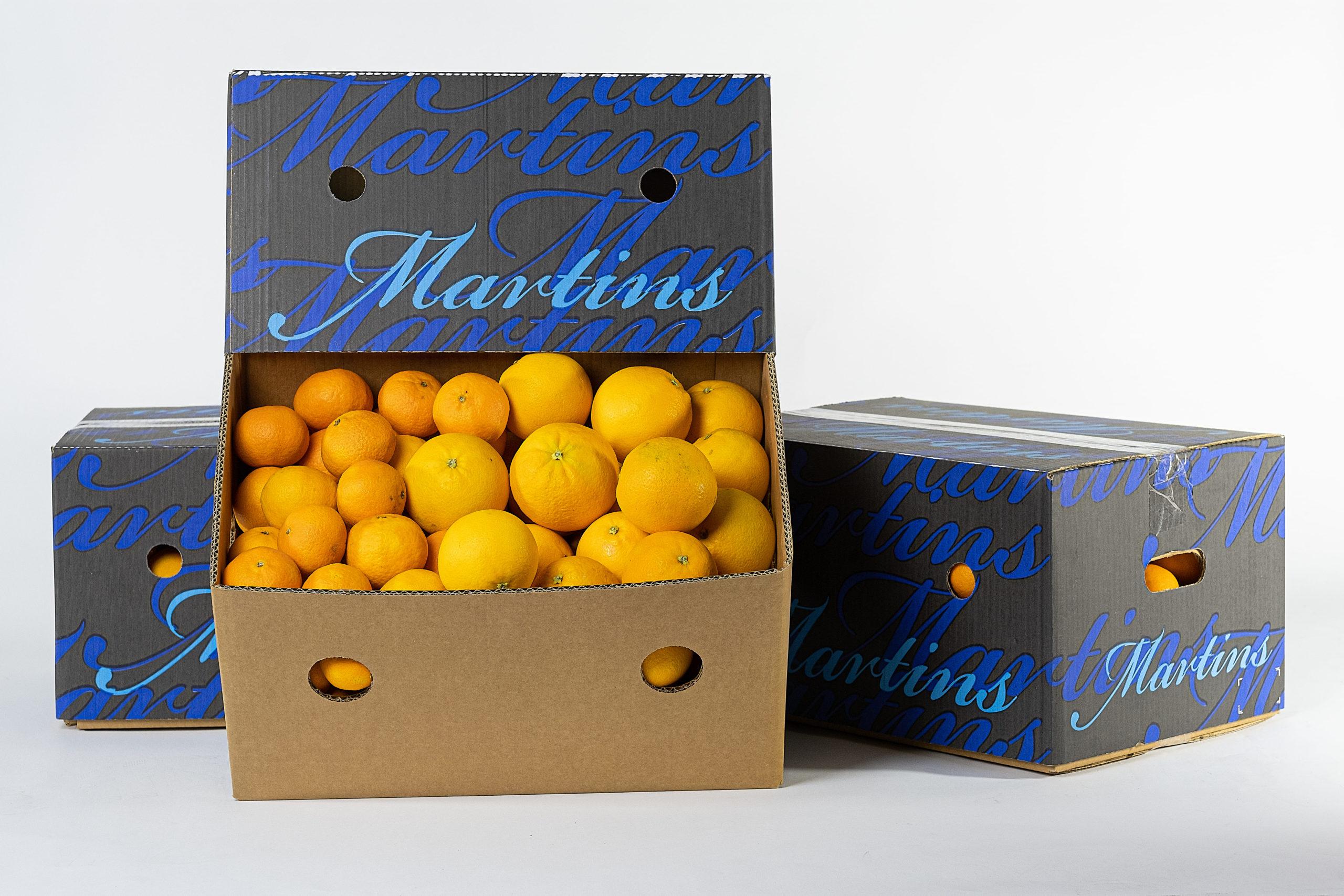 mix taronges i mandarines